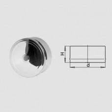 Заглушка для ревизии (430/0,5мм) D115 внутренняя арт. fd17.115N.1.F