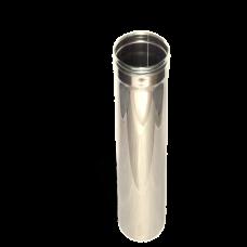 Дымоход 1,0м (430/0,5мм) D115 арт. fm01.115.1.F