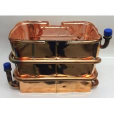 Теплообменник (радиатор) Нева 5514/4513 M/4513 P, NEVA LUX 5013/5014/5025/5028/5514/6014, BaltGaz Comfort 13/15 3219-08.00