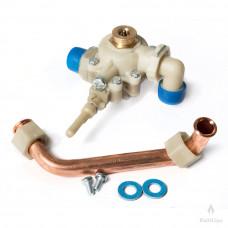 Комплект для замены водяного узла узлом BaltGaz в ВПГ NEVA-4513M 4513-50.000