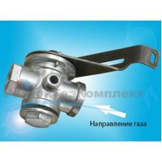 """Клапан механический АГУК-1,5Т, (УГОП-16 """"Термолюкс"""") подвод газа слева"""
