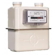 Счетчик газовый NPM-G4  левый