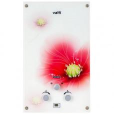 Газовый водонагреватель VATTI  LR20-EGE 10 л.стекл.панель А